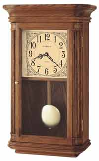 Howard Miller Westbrook 625-281 Chiming Wall Clock