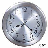 Howard Miller Pisces 625-313 Brushed Nickel Wall Clock