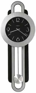 Howard Miller Gwyneth 625-340 Contemporary Wall Clock