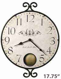 Howard Miller Randall 625-350 Wall Clock