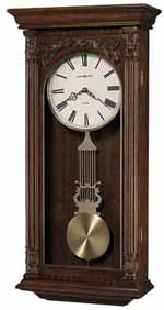 Howard Miller Greer 625-352 Chiming Wall Clock