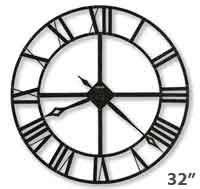 Howard Miller Lacy 625-372 Large Wall Clock