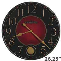 Howard Miller Harmon 625-374 Reproduction Wall Clock