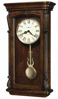 Howard Miller Henderson 625-378 Chiming Wall Clock