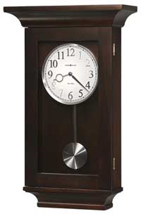 Howard Miller Gerrit 625-379 Chiming Wall Clock
