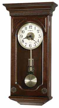 Howard Miller Jasmine 625-384 Chiming Wall Clock