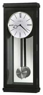 Howard Miller Alvarez 625-440 Contemporary Chiming Wall Clock