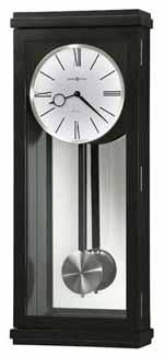 Howard Miller Alvarez 625-440 Contemporary Chiming Wall Clock