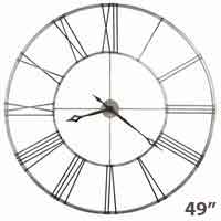Howard Miller Stockton 625-472 Large Wall Clock