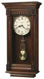 Howard Miller Lewisburg 625-474 Chiming Wall Clock