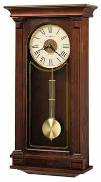 Howard Miller Sinclair 625-524 Chiming Wall Clock
