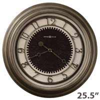 Howard Miller Kennesaw 625-526 Large Wall Clock