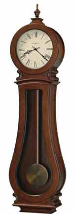 Howard Miller Arendal II 625-551 Chiming Wall Clock