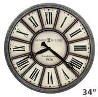Howard Miller Company Time II 625-613 Large Wall Clock