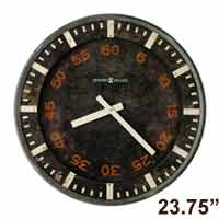 Howard Miller Old School 625-721 Gallery Wall Clock