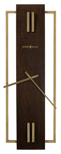 Howard Miller 625-741 Harwood II Wall Clock