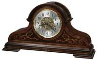 Howard Miller Bradley 630-260 Limited Edition Keywound Mantel Clock