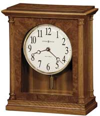 Howard Miller Carly 635-132 Chiming Mantel Clock