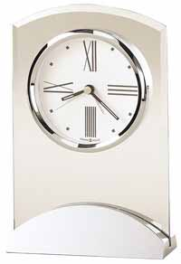 Howard Miller Tribeca 645-397 Contemporary Alarm Clock