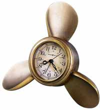 Howard Miller Propeller 645-525 Alarm Clocks