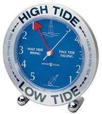 Howard Miller Tide Mate III 645-527 Table Clock