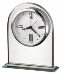 Howard Miller Regent 645-579 Alarm Clock - Desk Clock