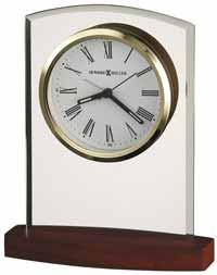 Howard Miller Marcus 645-580 Rosewood Alarm Clock