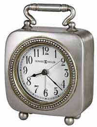Howard Miller Kegan 645-615 Illuminated Dial Alarm