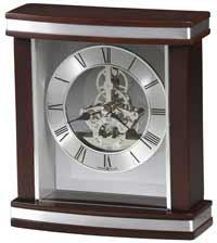 Howard Miller Templeton 645-673 Open Gear Table Clock