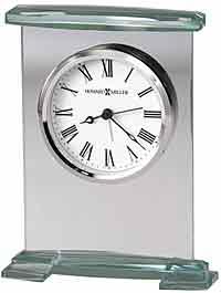 Howard Miller Augustine 645-691 Glass Alarm Clock