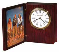 Howard Miller Portrait Book II 645-711 Photo Frame Clock
