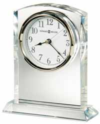 Howard Miller Flaire 645-713 Crystal Clock