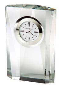 Howard Miller Quest 645-720 Crystal Table Clock