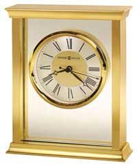 Howard Miller Monticello 645-754 Desk Clock - Table Clock