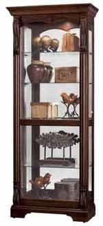 Howard Miller Bernadette 680-501 Curio Cabinet