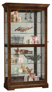 Howard Miller Tyler 680-537 Curio Cabinet
