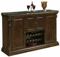 Howard Miller Niagara 693-006 Home Bar Console