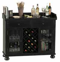 Howard Miller Cabernet Hills 695-002 Wine Server