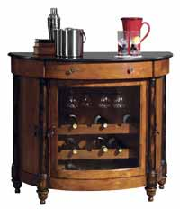 Howard Miller Merlot Valley 695-016 Wine Cabinet