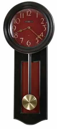 Howard Miller Alexi 625-390 Wall Clock