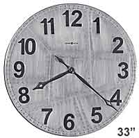 Howard Miller Aviator 625-629 Gallery Wall Clock