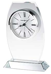 Howard Miller Cabri 645-814 Crystal Alarm Clock