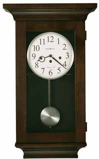 Howard Miller Gerrit II 620-510 Keywound Wall Clock