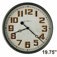 Howard Miller Hewitt 625-715 Gallery Wall Clock