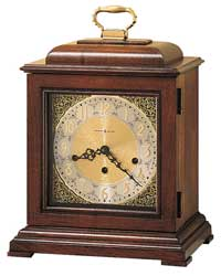 Howard Miller Samuel Watson 612-429 Keywound Mantel Clock