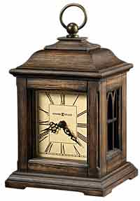 Howard Miller Talia 635-190 Non-Chiming Mantel Clock