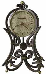 Howard Miller Vercelli 635-141 Mantel Clock