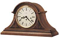 Howard Miller Worthington 613-102 Keywound Mantel Clock