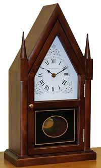 New England Company Quartz Steeple Clock