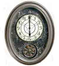 Rhythm 4MH857WU02 Royal Brilliance Small World Clock